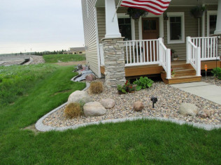 Landscaping in Bismarck, ND
