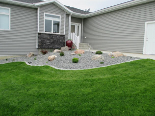 Curbing in Bismarck, ND